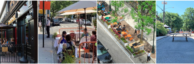 NJ Reimagining Streetscapes for Outdoor Dining