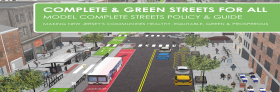 NJDOT Announces Release of Model Complete Streets Policy & Guide