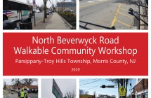 Parsippany-Troy Hills: North Beverwyck Road Walkable Community Workshop (2019)