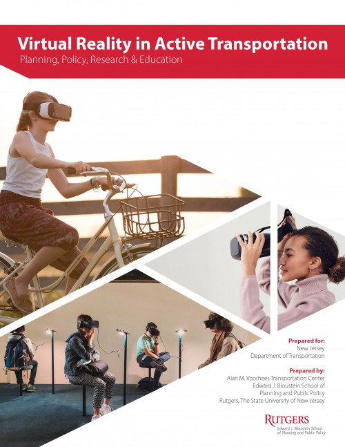 Virtual Reality in Active Transportation Planning, Policy, Research & Education (2019)