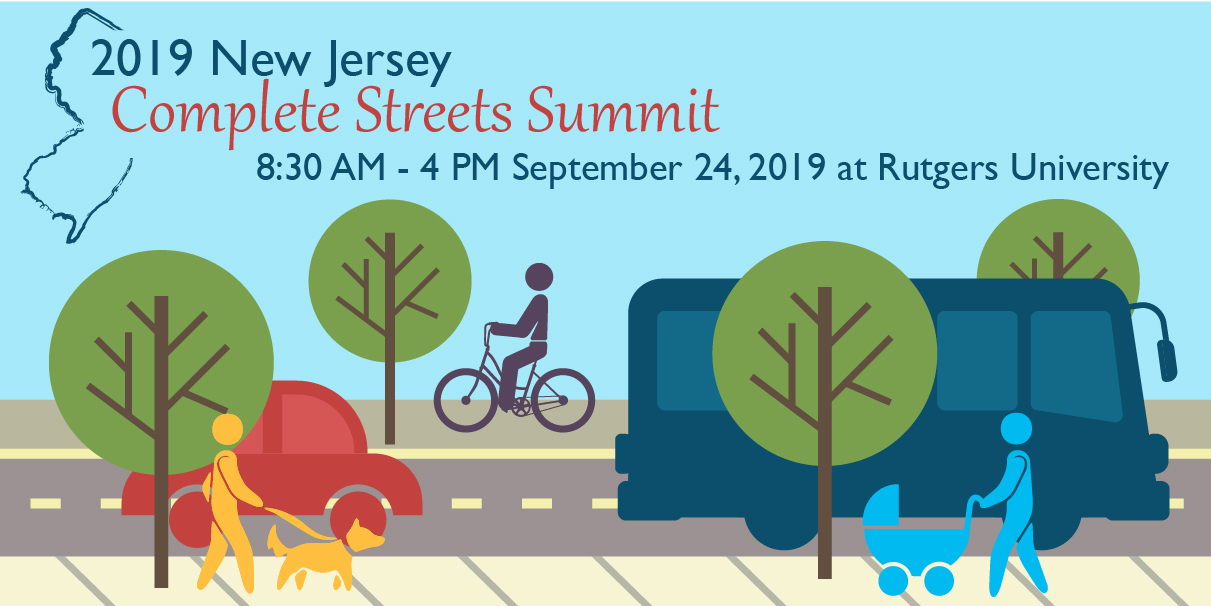 2019 New Jersey Complete Streets Summit