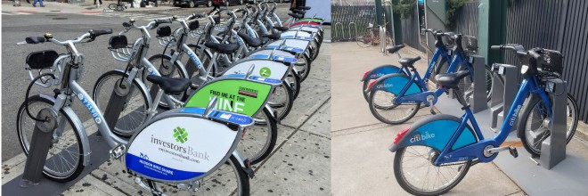 JerseyBike to exit Hudson County; Citibike expands into Hoboken